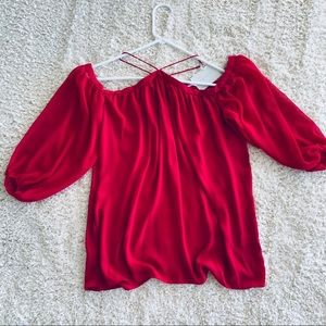NWT Off the shoulder Nordstrom top by 1. State
